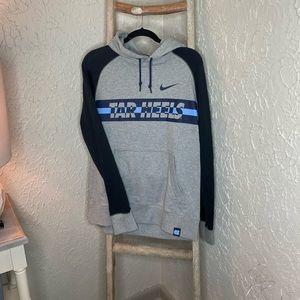 Nike UNC Tar Heels NWOT Hoodie sweatshirt